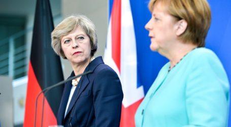 H Mέρκελ δεν παρείχε περαιτέρω εχέγγυα στη Μέι για το Brexit