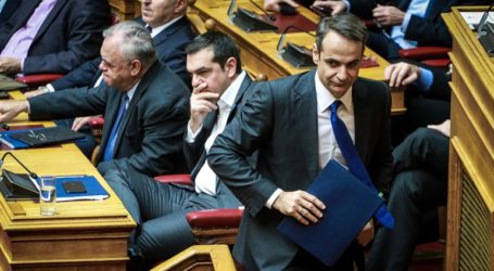 Κυρ. Μητσοτάκης: Περιφερόμενοι βουλευτές, δεκανίκια κυβέρνησης-κουρελού