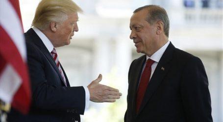 Συζήτηση Τραμπ – Ερντογάν για δημιουργία ουδέτερης ζώνης από την Τουρκία στη Συρία