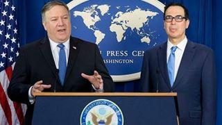 Μνούτσιν και Πομπέο θα ηγηθούν της αμερικανικής αποστολής στο Παγκόσμιο Οικονομικό Φόρουμ του Νταβός