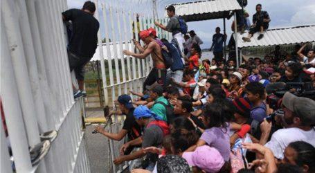 Ο Ντόναλντ Τραμπ προειδοποιεί για «νέο καραβάνι» μεταναστών από την Ονδούρα