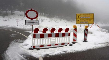 Χιονοστιβάδα καταπλάκωσε τμήμα ξενοδοχείου στις αυστριακές Άλπεις