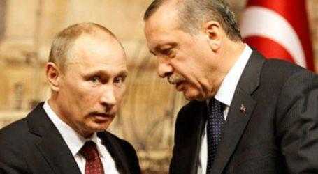 Η συνεργασία Μόσχας – Άγκυρας στη Συρία μετά την αποχώρηση των ΗΠΑ στην ατζέντα των συνομιλιών Ερντογάν