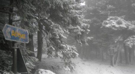 Ποιοι δρόμοι έχουν κλείσει στην Αττική λόγω χιονόπτωσης