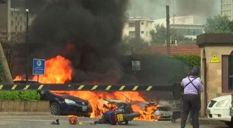 Νέοι πυροβολισμοί και εκρήξεις στο Ναϊρόμπι