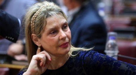 Η Κατερίνα Παπακώστα σκεπτόταν να παραιτηθεί λόγω απειλητικών τηλεφωνημάτων