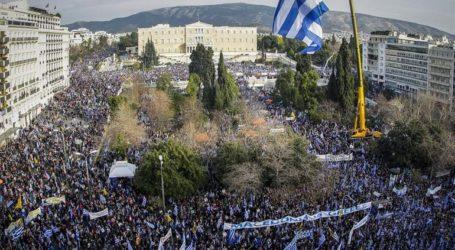 Άρχισαν οι προετοιμασίες για το συλλαλητήριο της Κυριακής κατά της Συμφωνίας των Πρεσπών