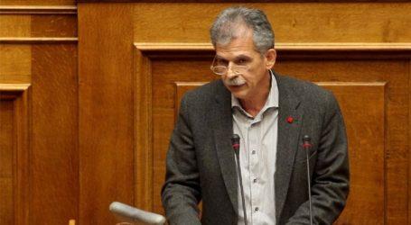 «Δίνω ψήφο εμπιστοσύνης αυτό όμως δεν σημαίνει ότι προσχωρώ στο ΣΥΡΙΖΑ»