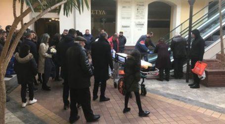 Νεκρή μία γυναίκα που έπεσε από κυλιόμενες σκάλες Εμπορικού Κέντρου