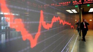 Οι τράπεζες πρωταγωνίστησαν στην πτώση του Χρηματιστηρίου