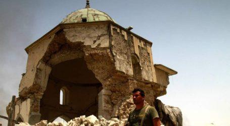 Ο διεθνής συνασπισμός βομβάρδισε τέμενος