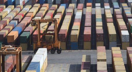 Ετήσια μείωση κατά 2,9% κατέγραψε ο συνολικός όγκος των εξαγωγών