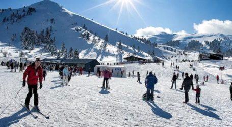 Σε λειτουργία από σήμερα το Χιονοδρομικό Κέντρο Καλαβρύτων