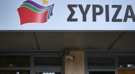 Σε εξέλιξη η συνεδρίαση της Πολιτικής Γραμματείας του ΣΥΡΙΖΑ
