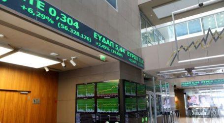 Μικρή άνοδο καταγράφει το Χρηματιστήριο Αθηνών