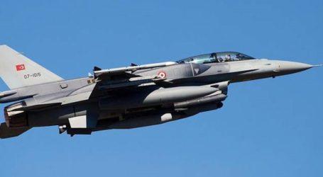 Υπερπτήσεις τουρκικών F-16 πάνω από το Κουνελονήσι