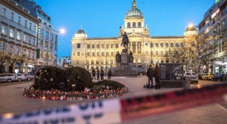 Άνδρας αυτοπυρπολήθηκε σε πλατεία της Πράγας