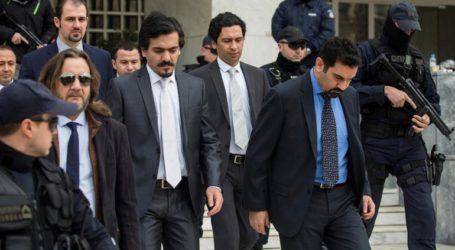 Επιμένει η Τουρκία και ζητάει πάλι την έκδοση των 8 στρατιωτικών