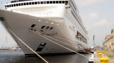 Ουραγός στις αφίξεις κρουαζιερόπλοιων το λιμάνι της Θεσσαλονίκης