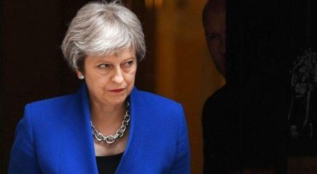 Η Μέι δεν άλλαξε τις αξιώσεις της στις συνομιλίες της με Ευρωπαίους ηγέτες