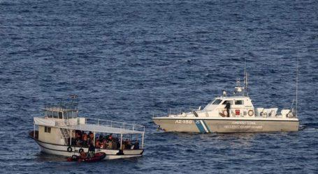 Εντοπισμός και διάσωση μεταναστών και ανάσυρση σορού άνδρα στο Φαρμακονήσι