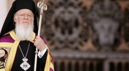 Για πρώτη φορά στην ιστορία, ένας Οικουμενικός Πατριάρχης τέλεσε τη Θεία Λειτουργία στην Τρίγλια