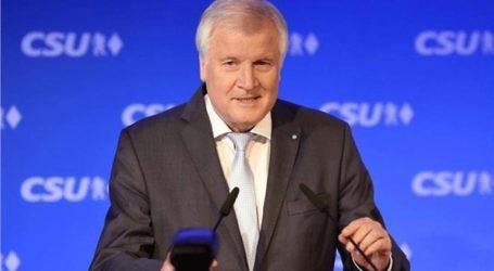 Παρέδωσε την σκυτάλη της ηγεσίας της CSU ο Χ. Ζεεχόφερ