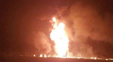 Στους 66 οι νεκροί από την πυρκαγιά σε πετρελαιαγωγό στο Μεξικό