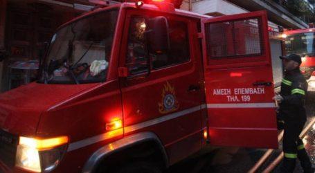Φωτιά σε διαμέρισμα πολυκατοικίας στη Νέα Σμύρνη