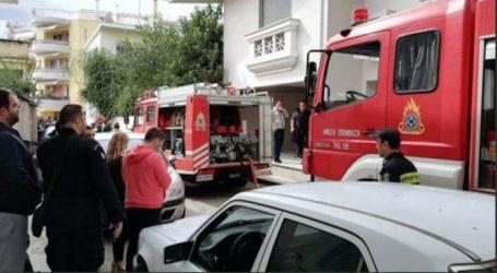 Άλλα δυο άτομα διακομίστηκαν στο νοσοκομείο από την πυρκαγιά σε διαμέρισμα στη Νέα Σμύρνη