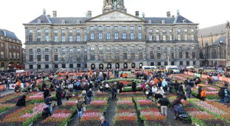 Στην Ολλανδία γιόρτασαν σήμερα την Εθνική Ημέρα της Τουλίπας