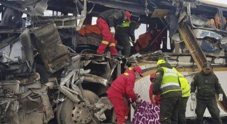 22 νεκροί και 37 τραυματίες από τη σύγκρουση δύο λεωφορείων