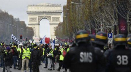 84.000 διαδηλωτές σήμερα στη Γαλλία
