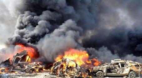 Νεκροί και τραυματίες από την ισχυρή έκρηξη νοτίως της Δαμασκού