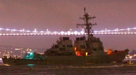 Δύο αμερικανικά πολεμικά εισήλθαν στη Μαύρη Θάλασσα αυτόν τον μήνα