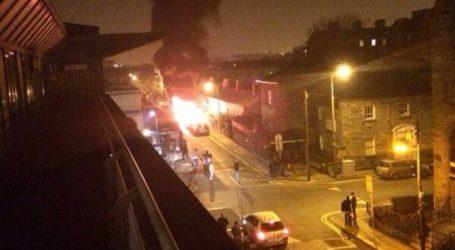 Δύο συλλήψεις σε σχέση με την έκρηξη παγιδευμένου αυτοκινήτου στο Λόντοντερι
