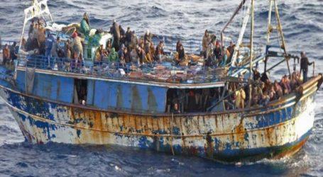 Πλοιάριο με 100 μετανάστες εξέπεμψε σήμα κινδύνου