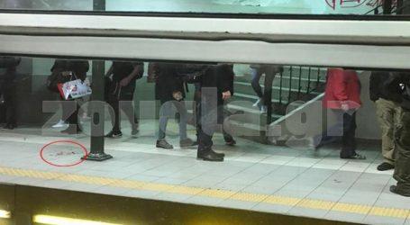 Βίαιο επεισόδιο στον σταθμό μετρό «Μοναστηράκι»