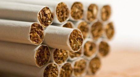 Κατασχέθηκε μεγάλη ποσότητα λαθραίων τσιγάρων στην Πάτρα