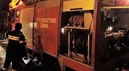 Ένας νεκρός από πυρκαγιά σε εγκαταλελειμμένο κτήριο στα Σεπόλια