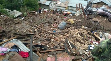 Εννέα νεκροί εξαιτίας χειμμάρων που προκάλεσαν οι σφοδρές βροχοπτώσεις