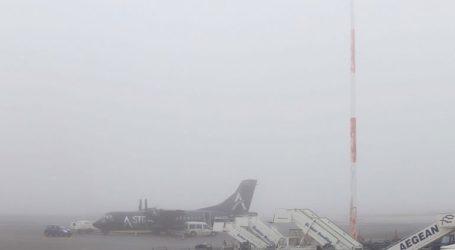 Πυκνή ομίχλη στη Θεσσαλονίκη – Καθυστερήσεις στο αεροδρόμιο