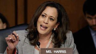 Η γερουσιαστής των Δημοκρατικών Καμάλα Χάρις υποψήφια για τον Λευκό Οίκο