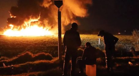Στους 89 ανήλθε ο αριθμός των νεκρών από έκρηξη σε πετρελαιαγωγό