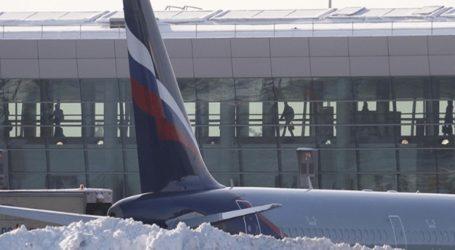 Αεροσκάφος της Aeroflot βγήκε από τον διάδρομο προσγείωσης