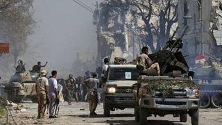 Κατάπαυση του πυρός συμφώνησαν οι παραστρατιωτικές ομάδες που μάχονται για την Τρίπολη
