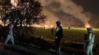 Στους 91 οι νεκροί από την έκρηξη σε τμήμα αγωγού μεταφοράς καυσίμων