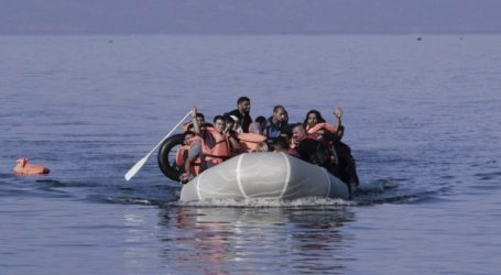 Διάσωση μεταναστών ανατολικά του Φαρμακονησίου
