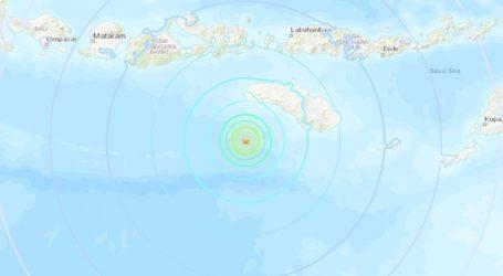 Νέος σεισμός 6,4R στην Ινδονησία