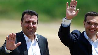 Απαιτούνται μέτρα οικοδόμησης εμπιστοσύνης Ελλάδας-ΠΓΔΜ